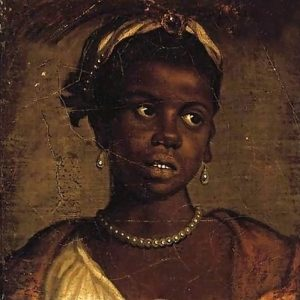 Portrait of a Moorish Woman, after Paolo Veronese