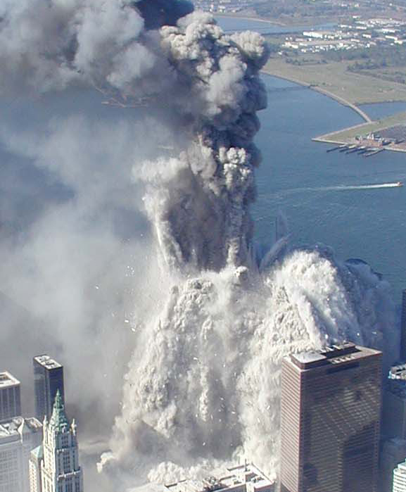 Nuclear fusion at the WTC on 911?? Maybe     - POSTFLAVIANA